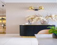 Toegepaste producten: I Sassi Bianco Naturale 60x120 cm