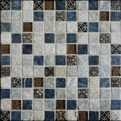 Arabic Nights Mosaics Bagdad