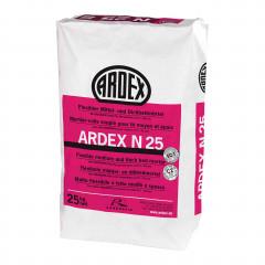 Ardex N25 Mortier-Colle Souple Lit Moyen et Épais.