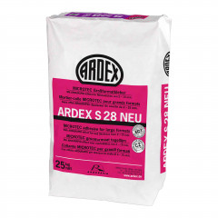 Ardex S28 Mortier-Colle Grands Formats