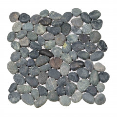 Beach Pebbles Small Noir